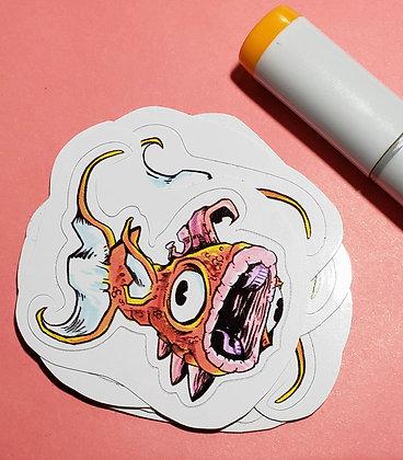 """Magikarp"" Sticker"