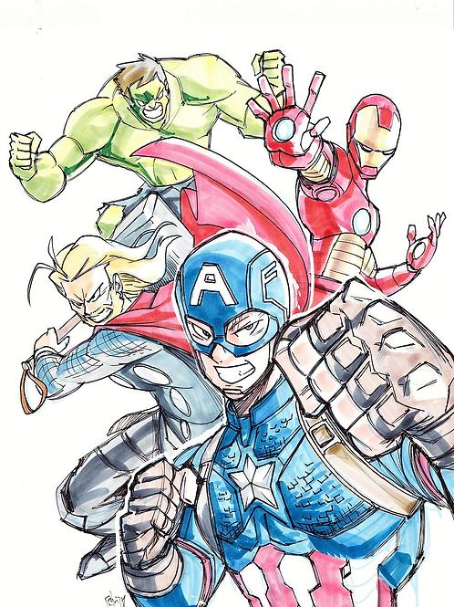 """Avengers"" Original"