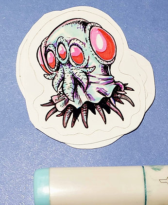 """Tentacool"" Sticker"