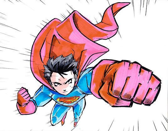 """Superman"" Original"