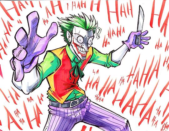 """Joker"" Original"