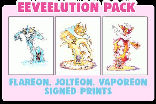 Eeveelution Pack