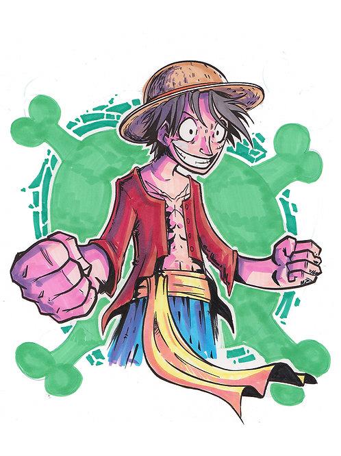 """Luffy"" Original"