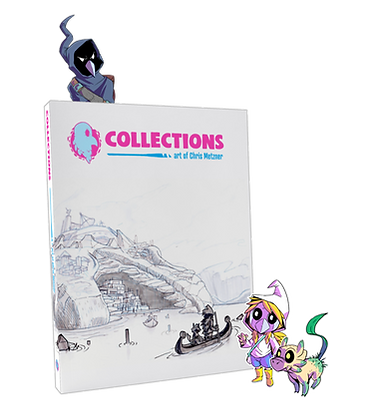 COLLECTIONS Art Book