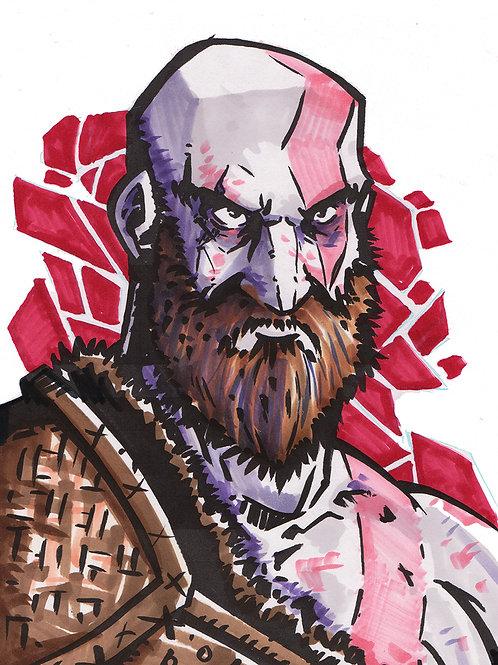 """Kratos"" Original"