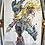 "Thumbnail: ""Masked Deku"" 8.5x11 Print"