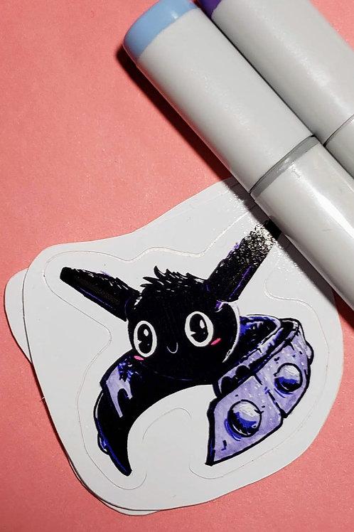 """Cloyster"" Sticker"