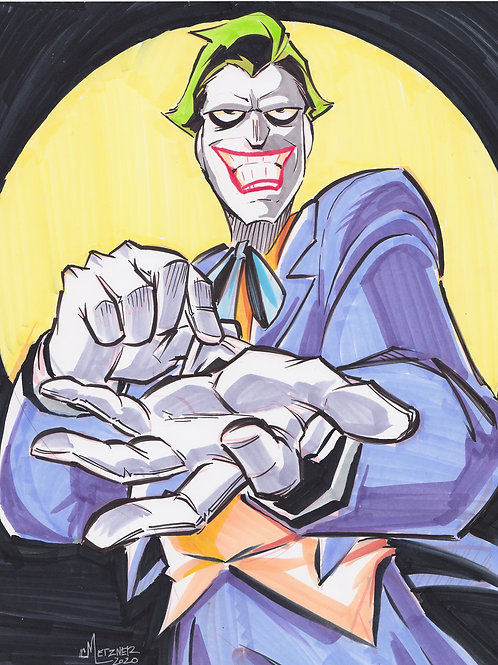 """The Joker"" Original"
