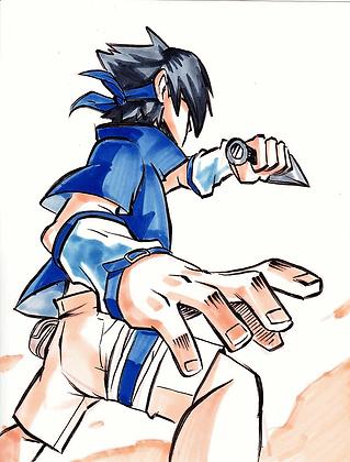 """""""Sasuke"""" Original"""