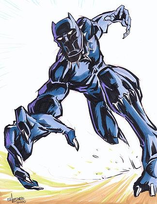 """Black Panther"" Original"