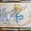 "Thumbnail: ""SS Vegeta"" 8.5x11 Print"