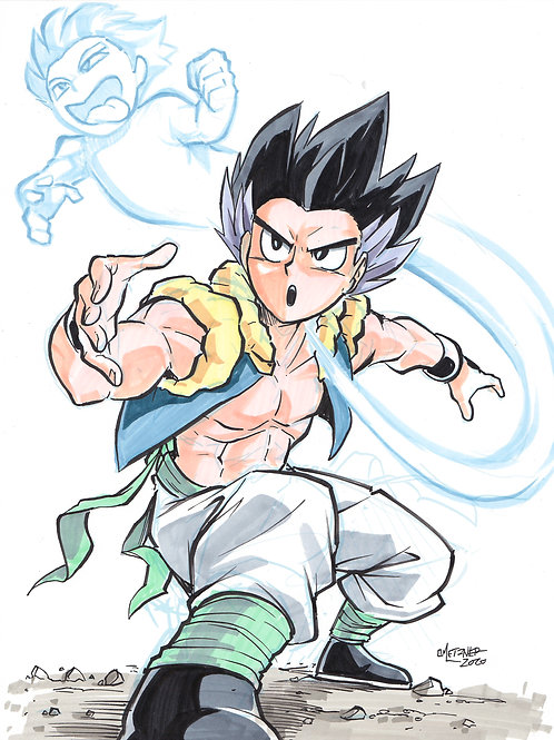 """Gotenks"" Original"
