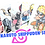 "Thumbnail: ""Naruto Shippuden"" 8.5x11 (Set of 5)"