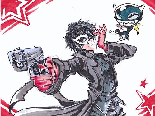 """Joker P5"" Original"