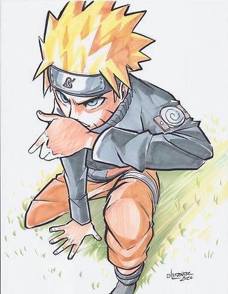 """""""Naruto Shippuden"""" Original"""