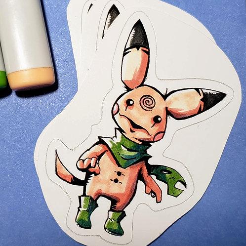 """Pikachu"" Sticker"