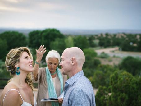 Inspirational Wedding Ceremonies Spiraling Love All Around