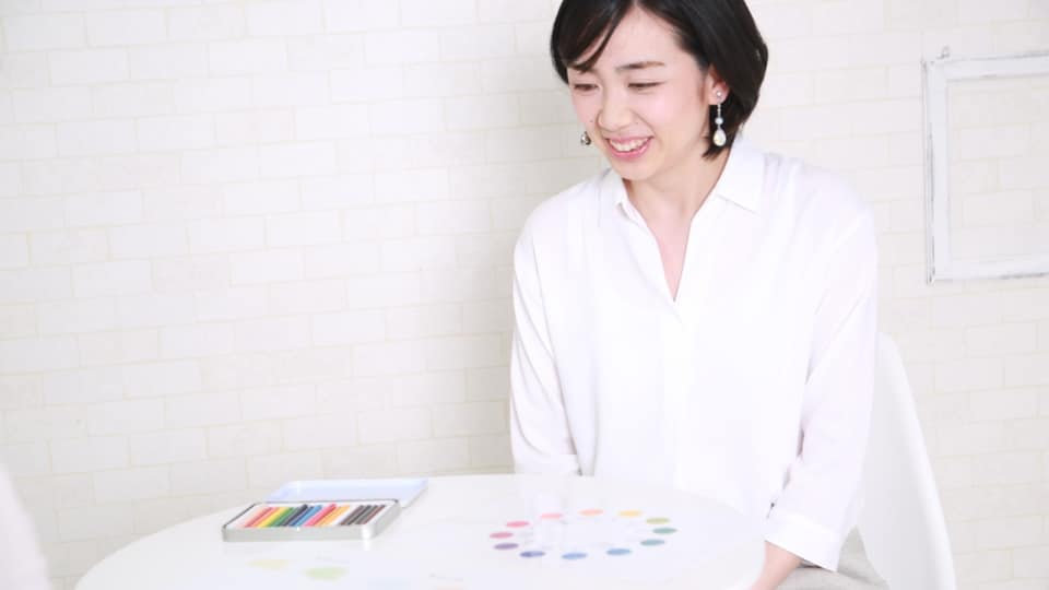【対面】カラーセラピー90分