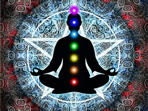 Chakras - The seven energy points in your body