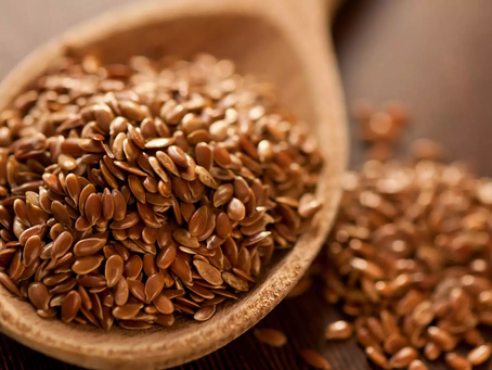 LINSEED - Flaxseed eaten for thousands of years, today has become known as a superfood! Why?