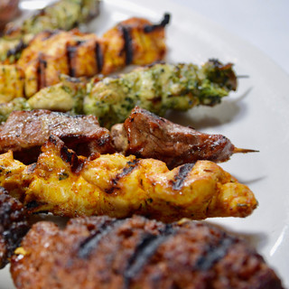 REDEMPTION MIXED GRILL