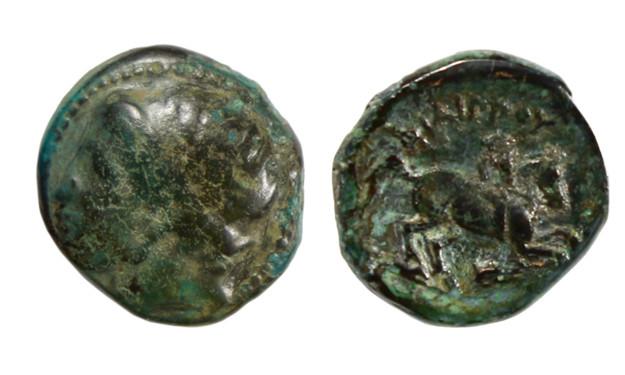 Macedonia-Philip II