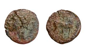Zeugitana Carthage 241 146 BCE Tanit lef