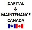 Canada Wide - CAPITAL & MAINTENANCE