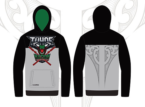 ADULTS Sublimate Hoodie | Tuhoe Nation