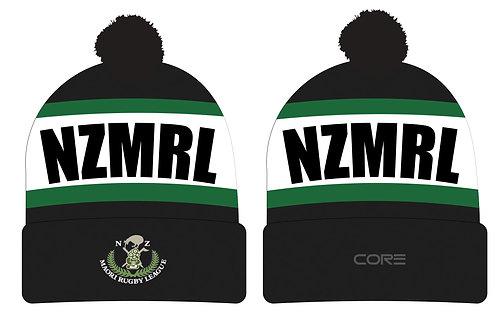 NZMRL Pompom Beanie
