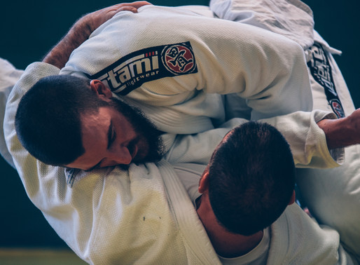 Improving Your Control in Martial Arts Training pt. 2: Shoulders