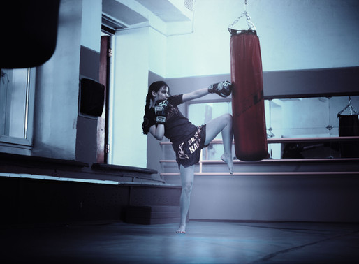 Improving Your Control in Martial Arts Training pt. 4: Get Strong