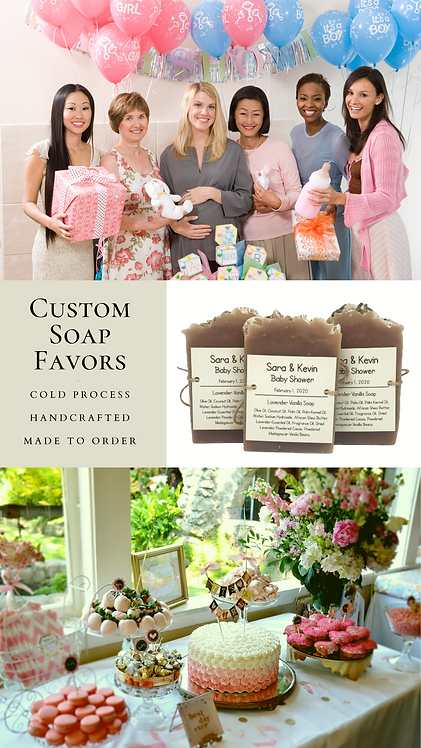 50 Custom Event Favors