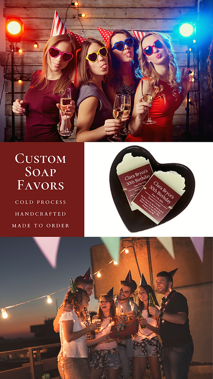 15 Custom Event Favors