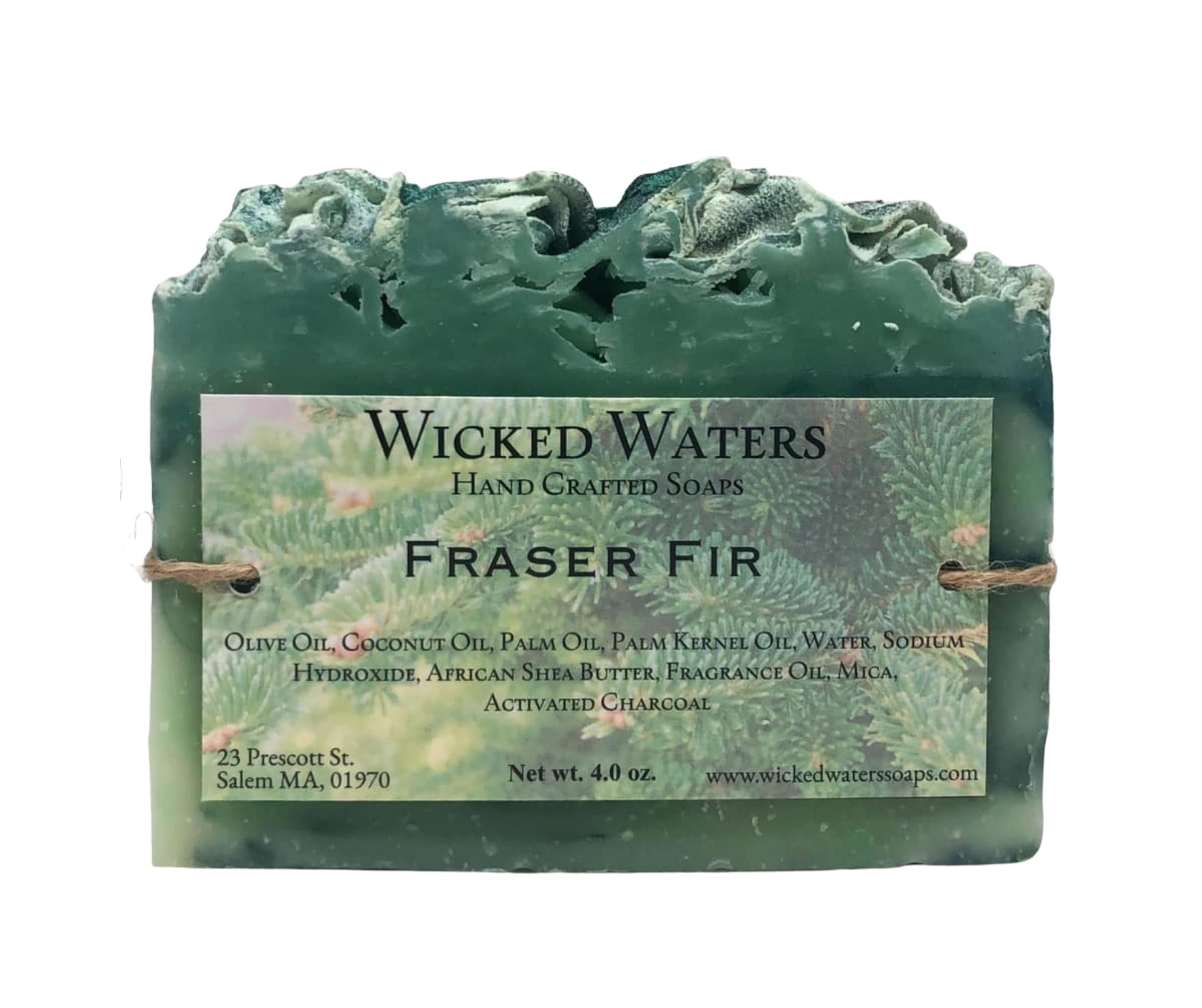 Pine Frasier Fir Label 2820 X 2364