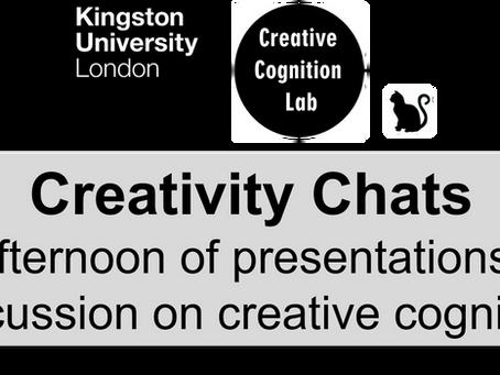 Creativity Chats