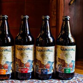 Celebrando 130 anos, Gambrinus lança novos rótulos de cervejas artesanais