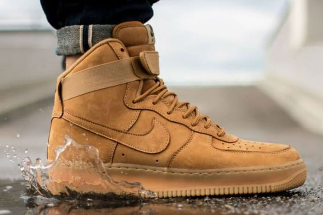 "High 1 Entertainment Air Nike Force ""wheat"" Lust UwqCTSx"