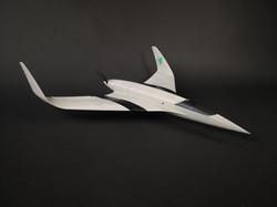 Printable fast FPV airplane