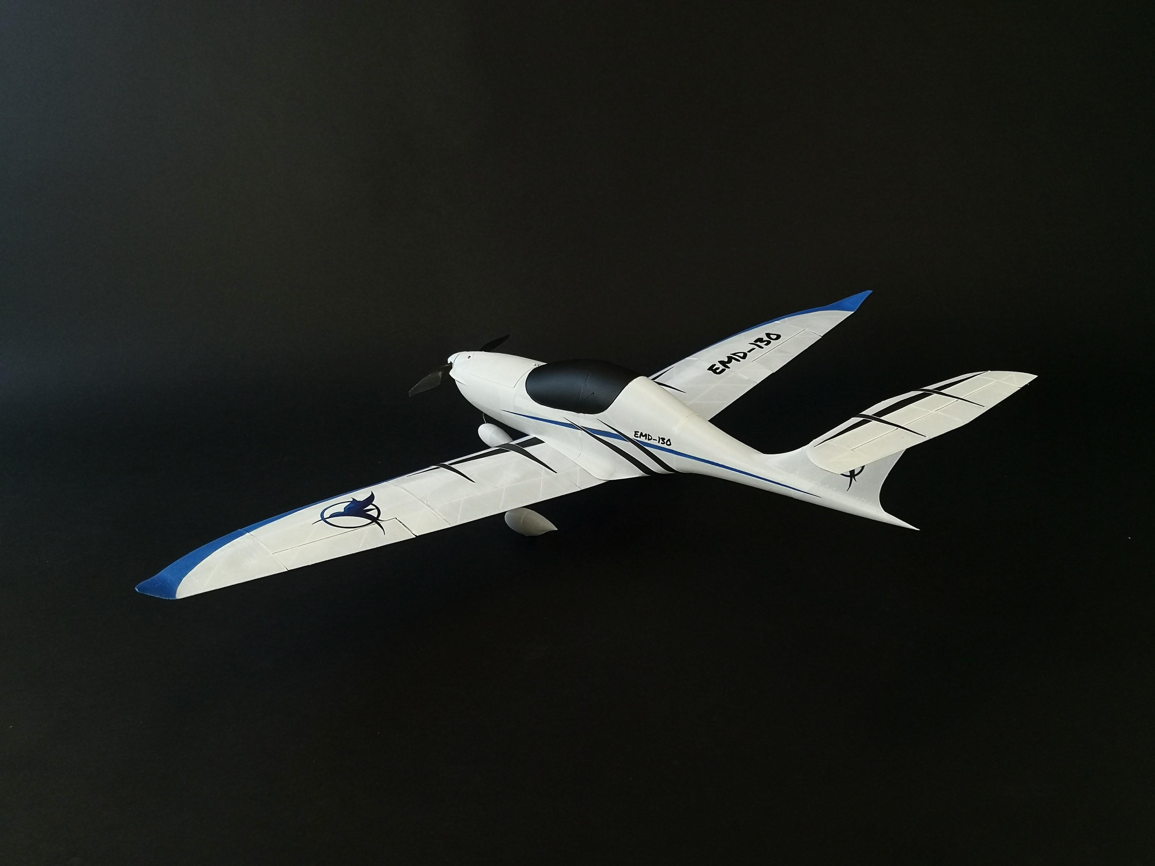 3D printed sport model