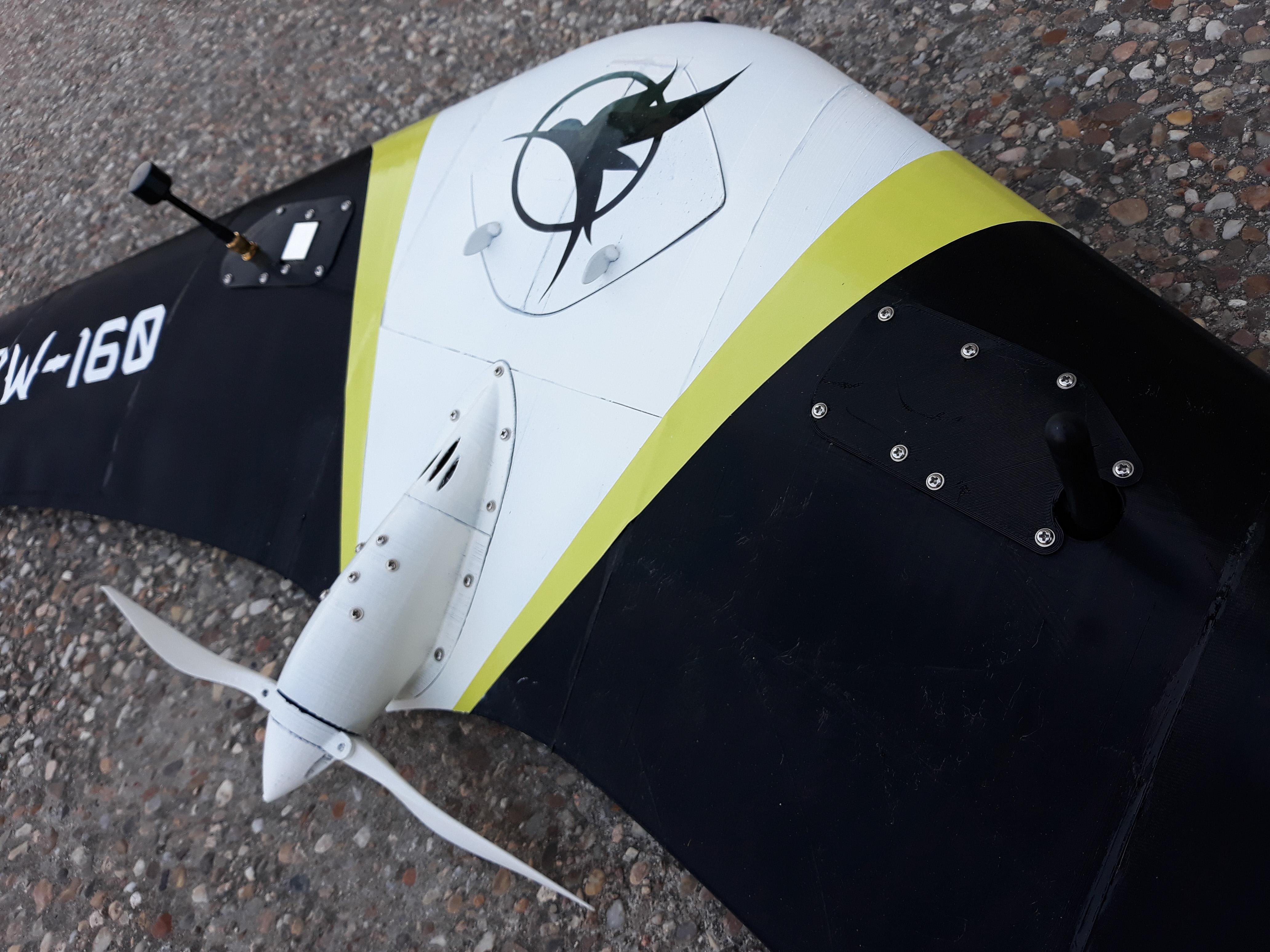 3d printed propeller