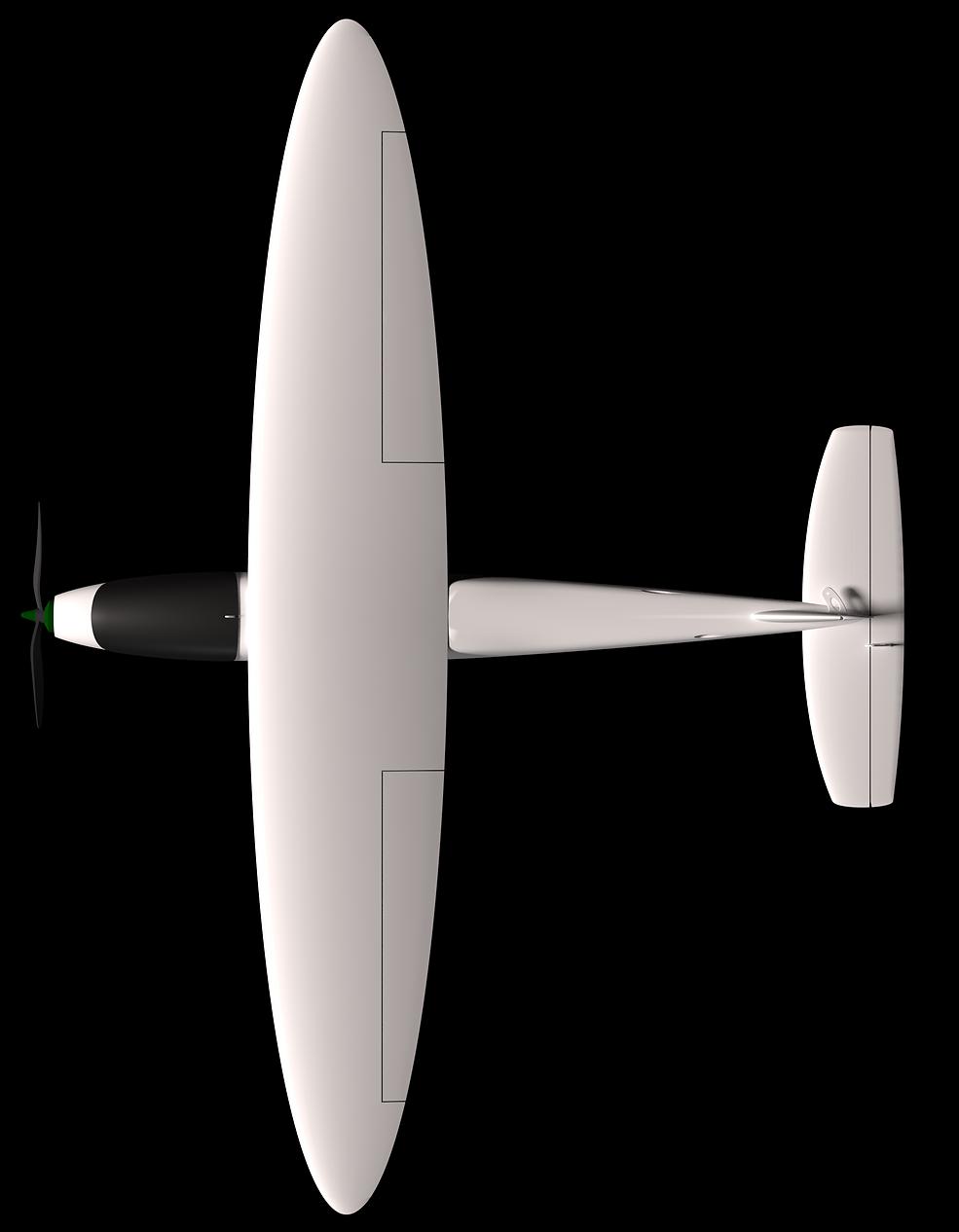 RC model Y printed