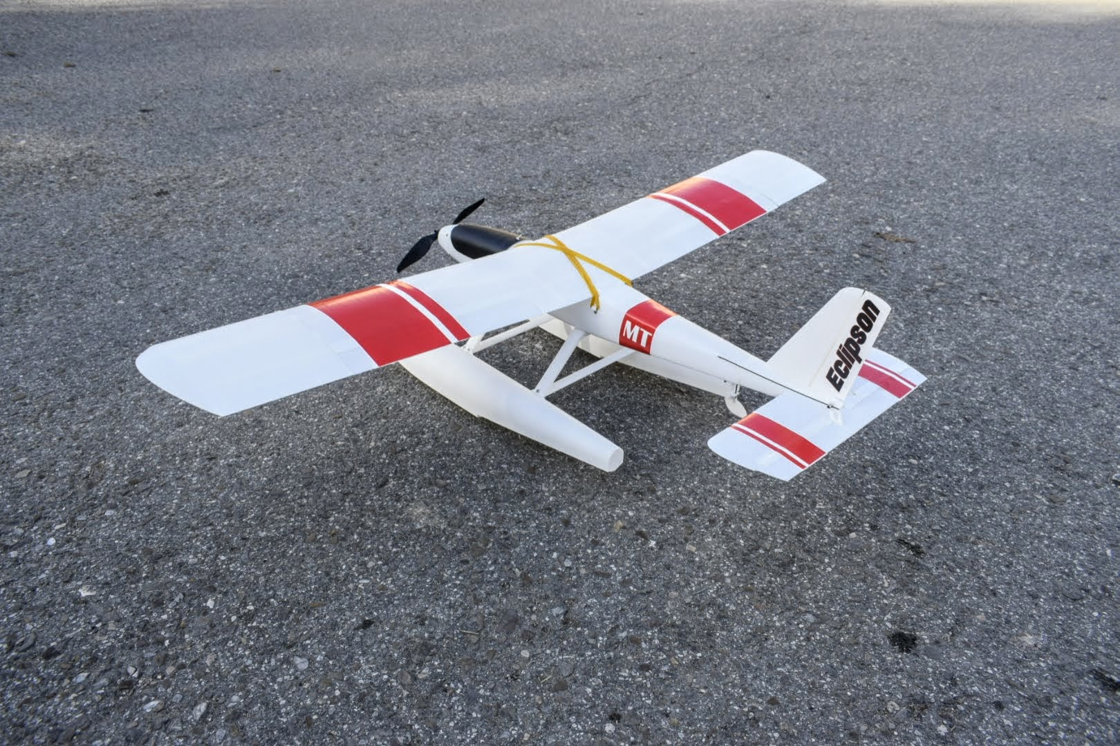 Eclipson Model T - 3D printed seaplane