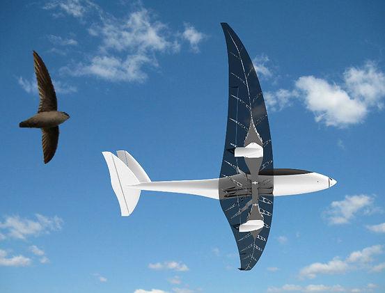 3D printer making airplane