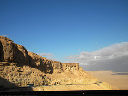 Neguev Desert - Mitzpe Ramon