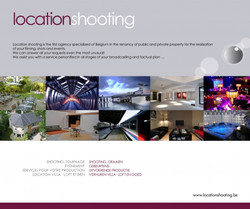 Newsletter Location Shooting 2008