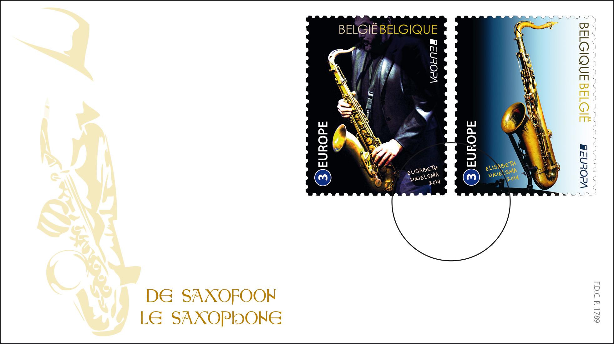 SAXOPHONE FDC-2