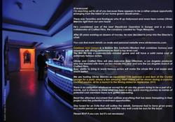 Crystal Lounge - flyer 2011