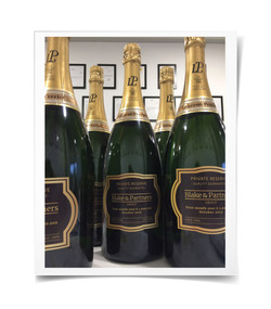 B&P Group Champagne label