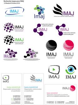 logo & visit cards for IMAJ